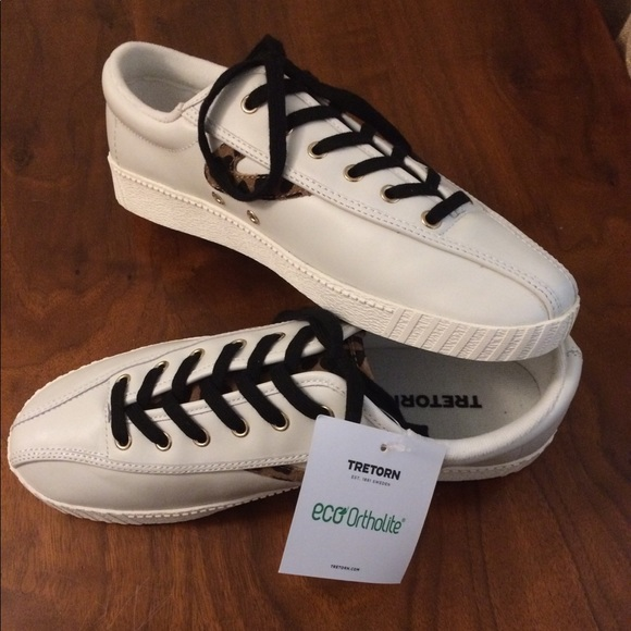 83c0f3ca4cc4 Tretorn Shoes | Nylite 25 Plus Lace Up Sneakers | Poshmark